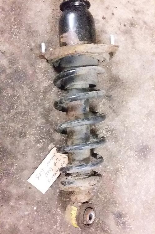 Avensis rear off side strut / shock / spring for saloon 2.0 d4d 03 - 06