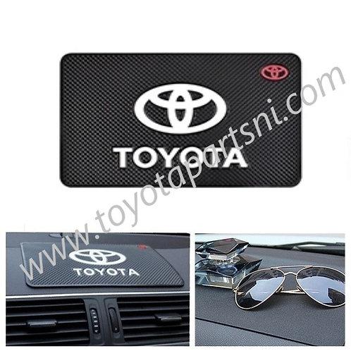 Toyota Logo Anti-Slip rubber Dashboard Pad Mat