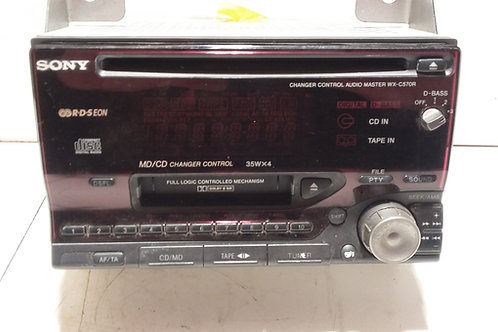 MK1 Avensis Sony stereo cd/cassette player head unit WX-C570R