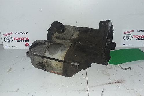 Rav 4 starter motor 2.0 d4d 1cd-ftv 02-06