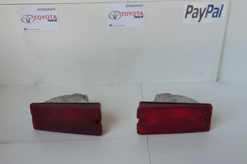 Gen7 Celica rear fog lights 99 - 06