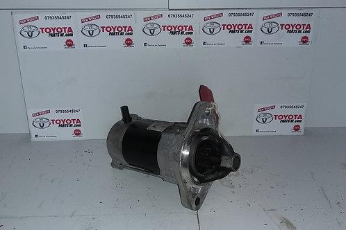 Avensis starter motor 1.8 vvti 1zz-fe 03-09