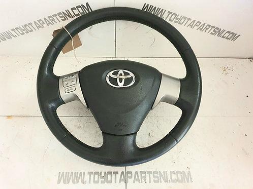 Auris leather steering wheel SR model(NO Airbag