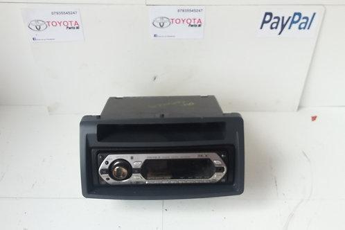 Corolla center console radio surround 03 - 07