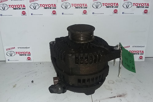 Rav4 alternator 2.0 d4d 1cd-ftv 02-06