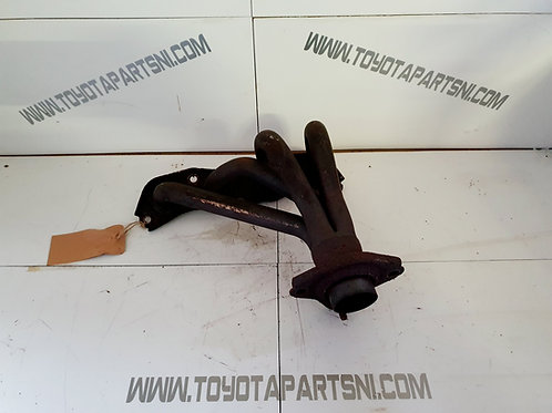 MK1 Yaris exhaust manifold 1.0 vvti petrol