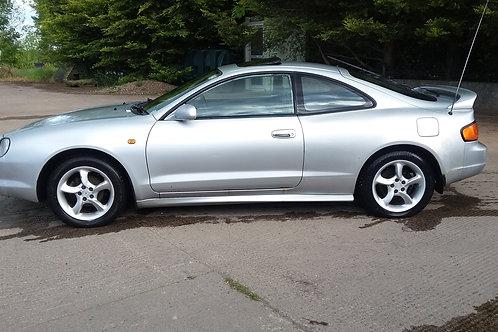 Gen 6 Celica 16 inch alloy wheels with new tyres