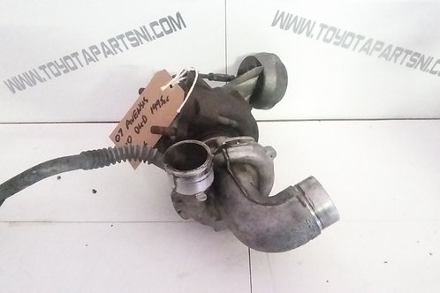 Avensis turbo charger 2.0 d4d 1CD 1995cc 06-09 17201 - 0R040