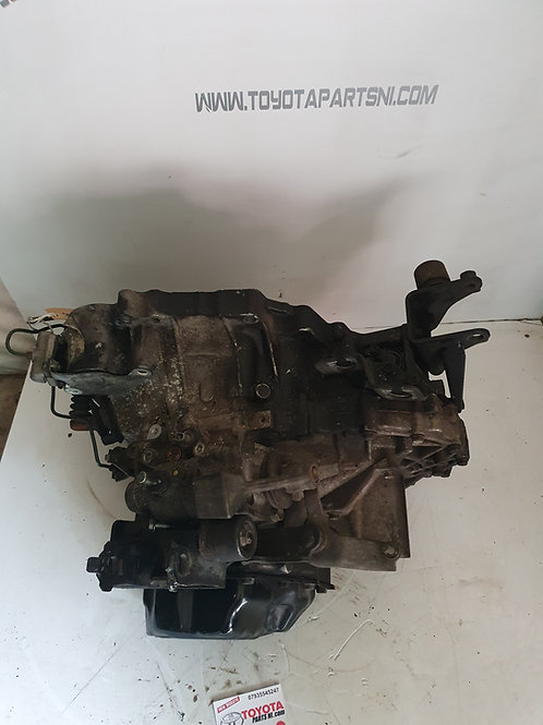 Corolla 2.0d4d 5 speed gearbox 02-06