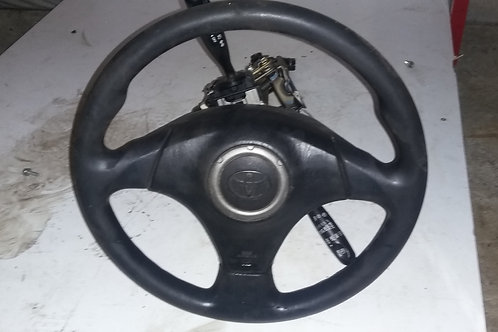 Rav4 steering wheel (no airbag) 2.0 d4d 02-06