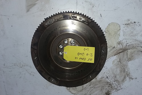 Rav4 solid flywheel 2.0 d4d 02-06