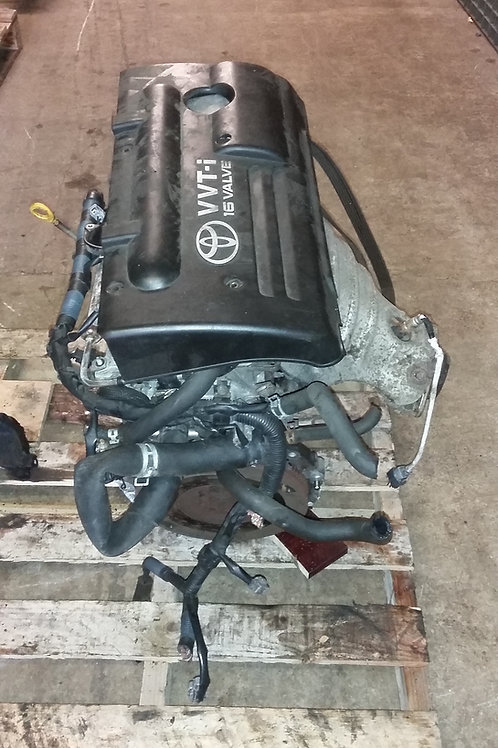 Corolla engine 1.4vvti 4zz-fe 03 - 07