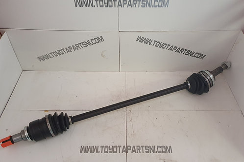 MK1 Yaris offside driveshaft and CV joint 1.0vvti 99-06