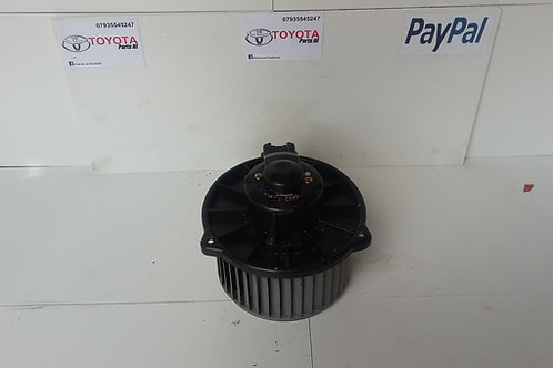 Mk1 Yaris heater blower unit 1.0 vvti 99-06