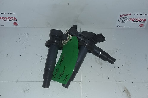 Aygo ignition coil pack (3) 1.0 vvti