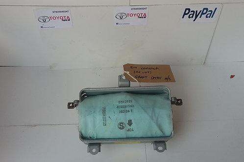 Corolla nearside dash air bag 1.4 vvti 03 - 06