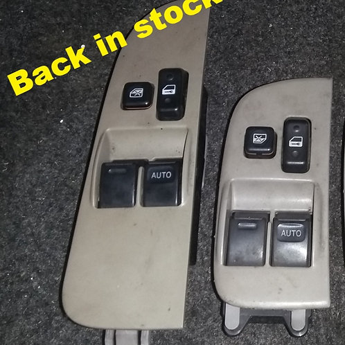 E11 Corolla offside drivers side electric window master switch unit 98-2000