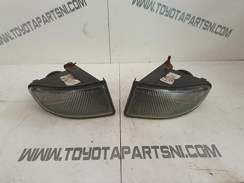 Avensis T22 front fog lights hella pair 97 - 00