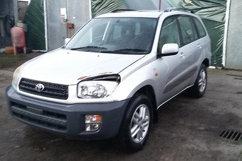 Rav4 front bumper 02- 06