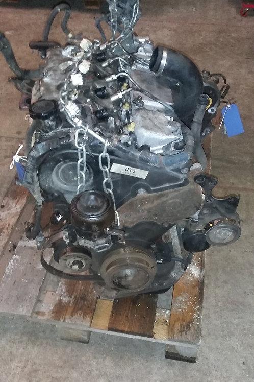 Rav4 Avensis Corolla diesel engine 2.0d4d 1cd-ftv