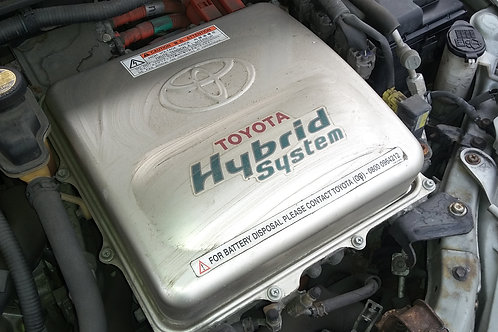 01 Toyota Prius 1.5 hybrid battery Inverter assy W / Converter G9200-47060