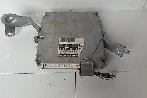 Mk1 Avensis engine management ECU 1.8 7A-FE 98-01