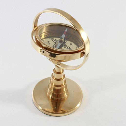 """2.5"""" Gimbaled Compass"""