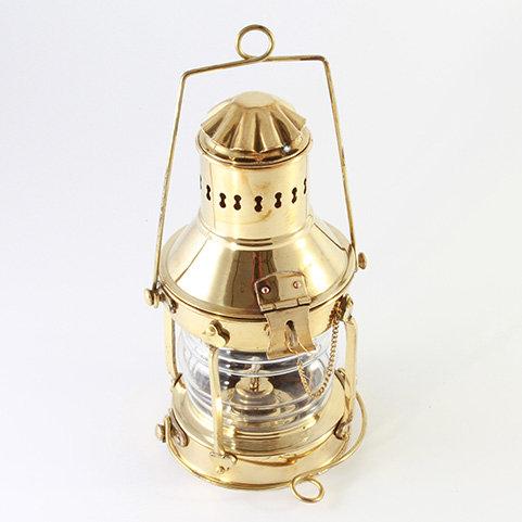 Ships Masthead Anchor Lantern by Clipperlight - © Nick Gravenor