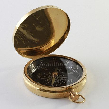 "3"" Pocket Flat Top Compass by Clipperlight - © Nick Gravenor"