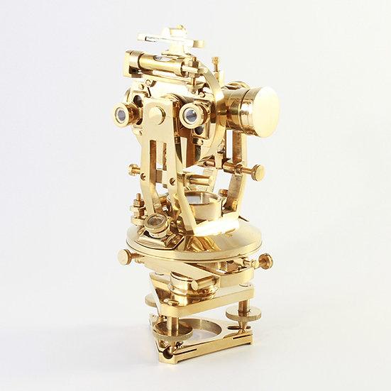 Brass Theodolite by Clipperlight - © Nick Gravenor