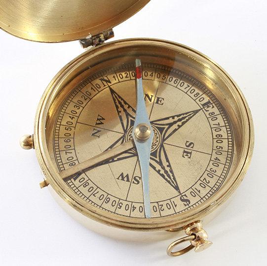 "3"" Compass by Clipperlight - © Nick Gravenor"