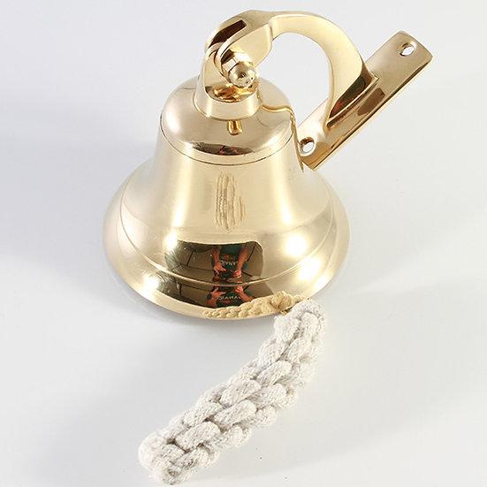 "4"" Brass Ships Bell by Clipperlight - © Nick Gravenor"