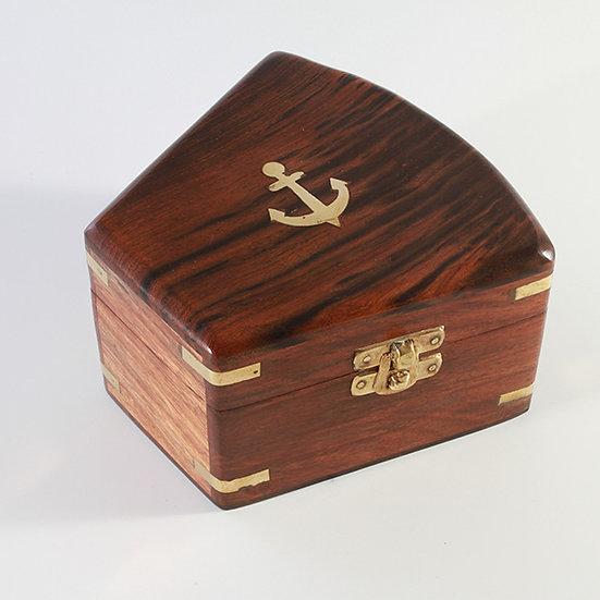 Sheesham Wood Box by Clipperlight - © Nick Gravenor