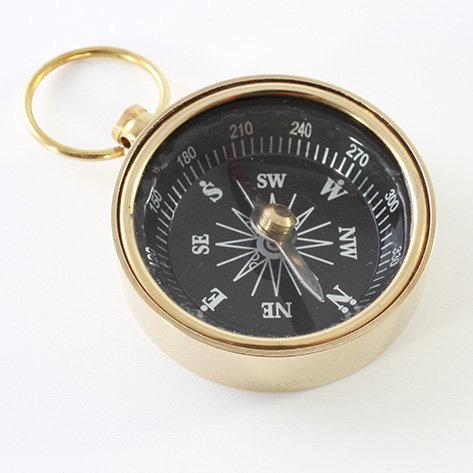 "2"" Pocket Compass by Clipperlight - © Nick Gravenor"