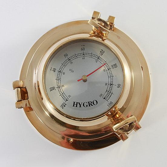 """3.5"""" Hygrometer by Clipperlight - © Nick Gravenor"""