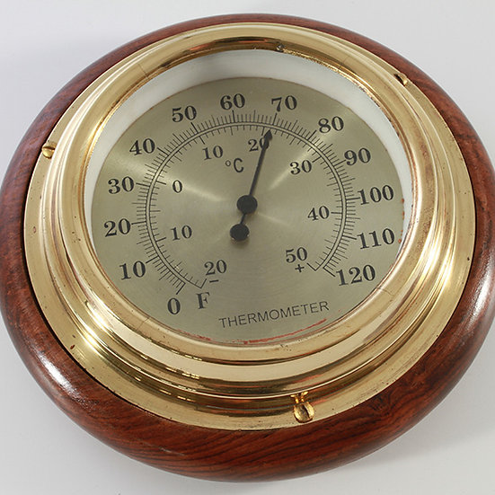 """4"""" Thermometer by Clipperlight - © Nick Gravenor"""