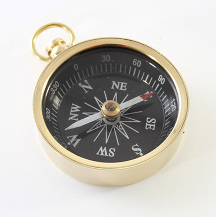 "1.75"" Compass by Clipperlight - © Nick Gravenor"