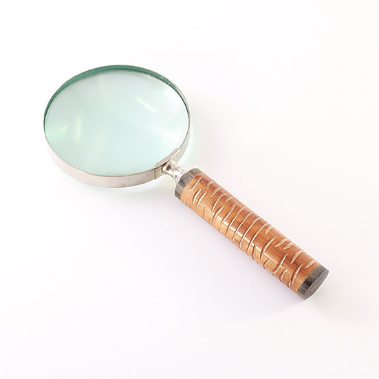 """4"""" Magnifying Glass by Clipperlight - © Nick Gravenor"""