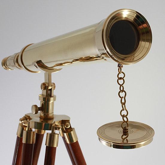 "18"" Telescope by Clipperlight - © Nick Gravenor"