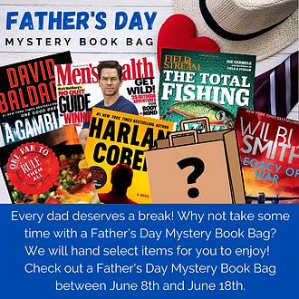 Father's Day Mystery Bag June 8 to 18.pn