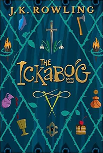 The Ikabog by J.K. Rowling