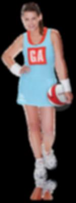 Silverback Sport rugby teamwear, UK rugby sport teamwear Netball