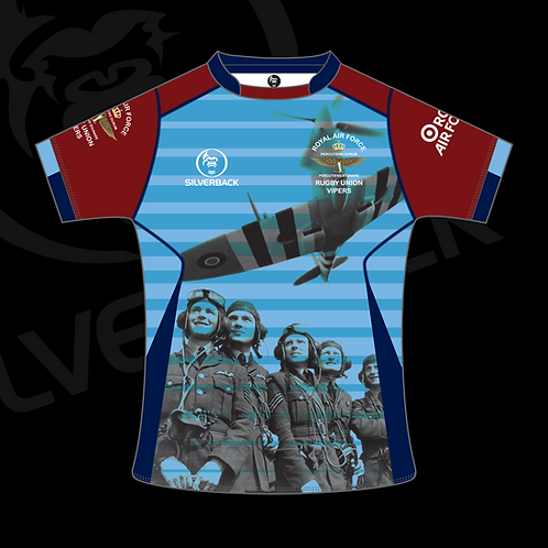 RAF Vipers Performance Rugby Shirt