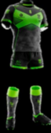 Silverback Predator rugby kit