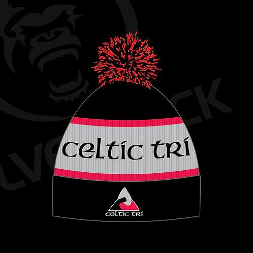 Celtic Tri Bobble Hat