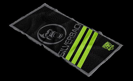 Silverback towel