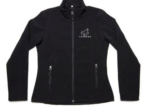 County Soft Shell Fabric Jacket