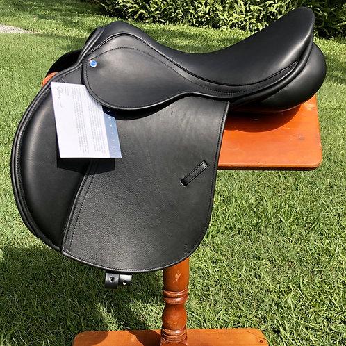 SOLD NEW Sensation Jump Saddle
