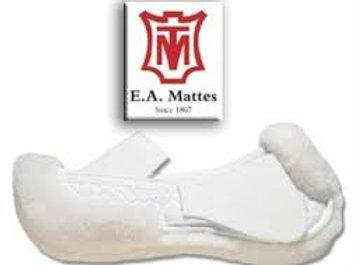 Mattes Correction Half Pad with full Sheepskin Trim