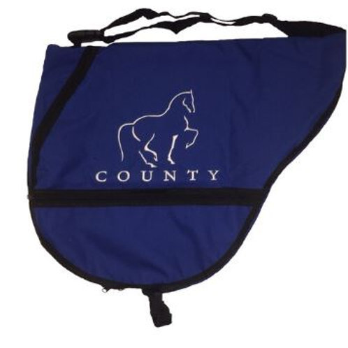 County Logo Saddle Bag